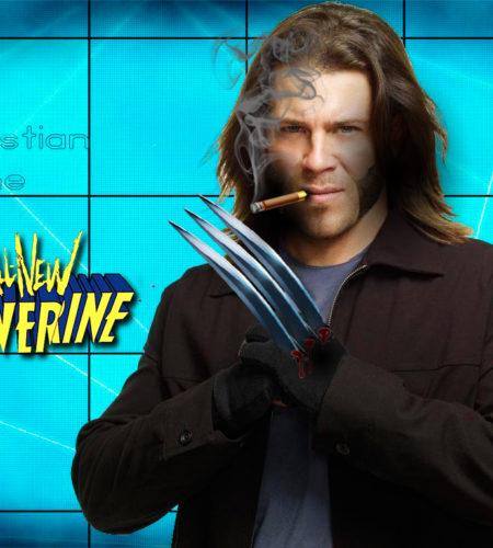 Christian Kane Wolverine