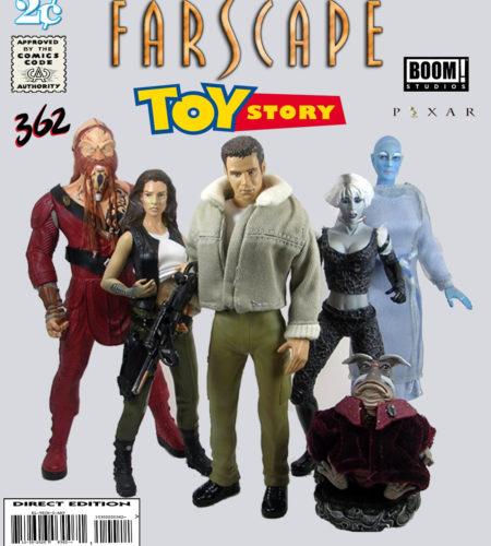 #FarscapeFriday Toys
