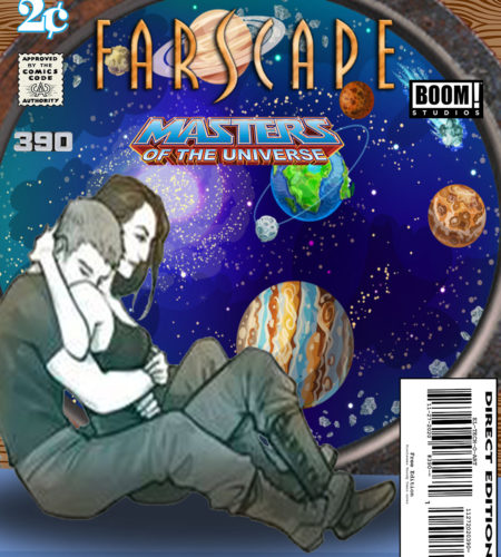 #FarscapeFriday Masters of the Universe